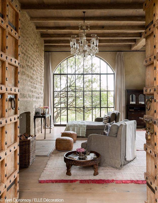 La chambre du propriétaire esprit cottage