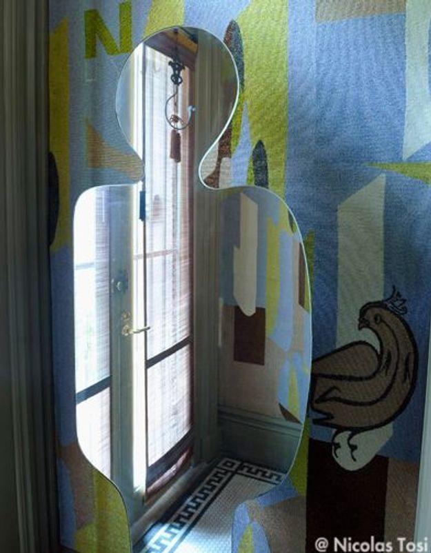 Silhouette Abstraite