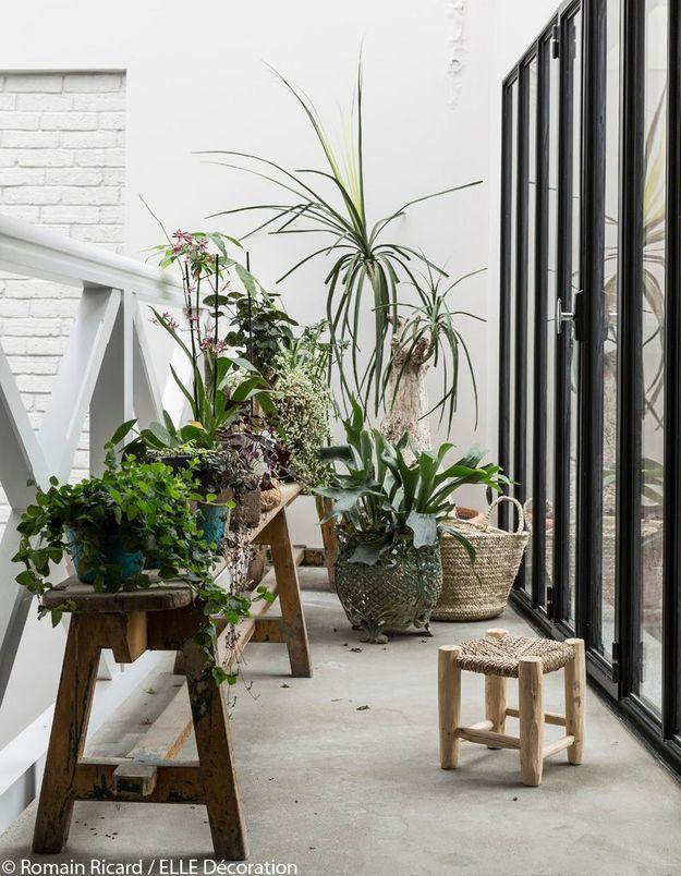 un loft d cor dans un esprit chalet parfait pour l 39 hiver. Black Bedroom Furniture Sets. Home Design Ideas