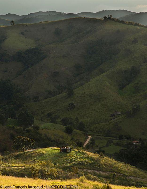 Cabane 100% écologique
