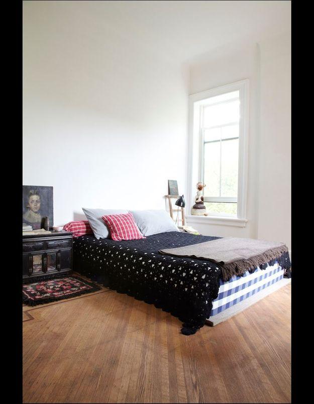 Une chambre monacale