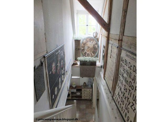 Un escalier ultra déco