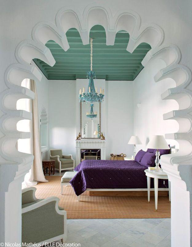 L'ancienne chambre d'Yves Saint Laurent