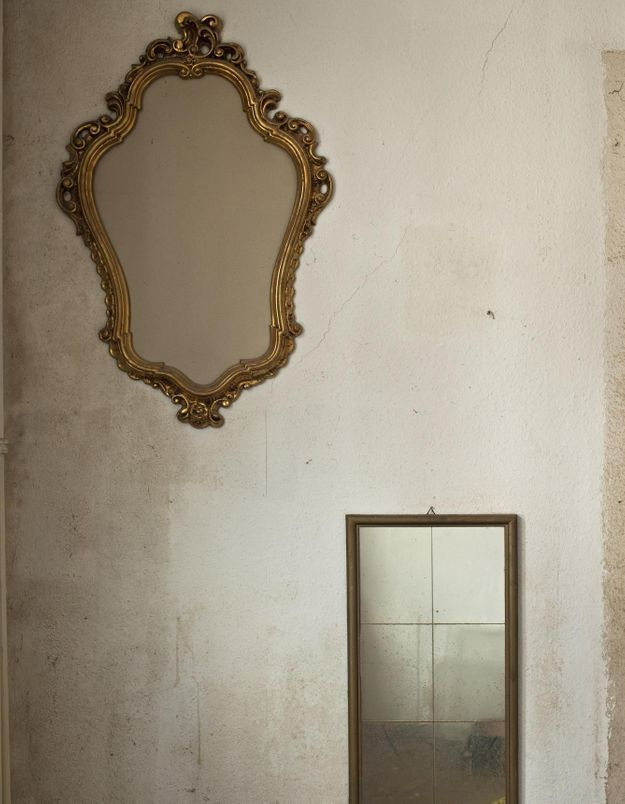 Un miroir d'époque