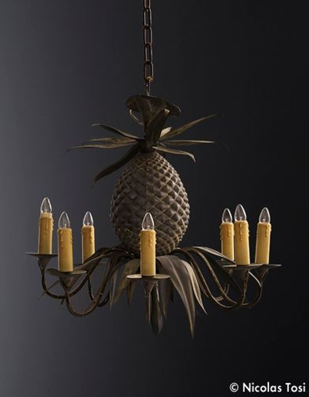 Le Lustre Ananas