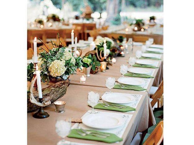 15 id es d co pour un joli centre de table de mariage. Black Bedroom Furniture Sets. Home Design Ideas