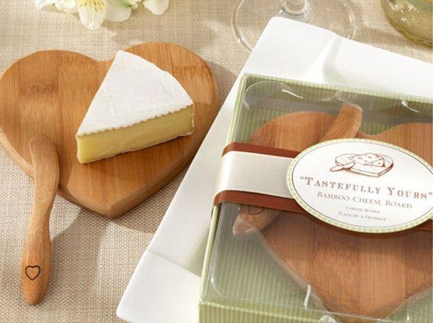 11. Une planche à fromage