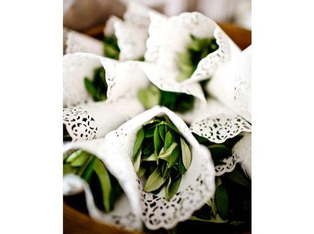 Offrir des bouquets