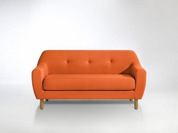 Un canapé rétro