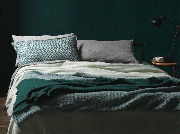 Une parure de lit bohème-chic