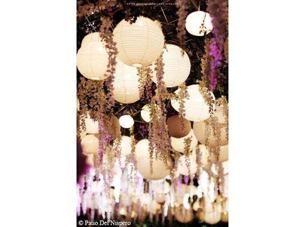 Accumulez les lanternes en papier