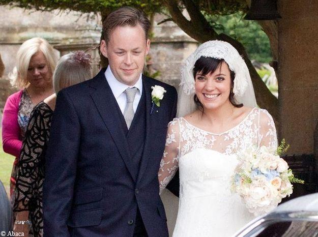 Le mariage de Lily Allen et Sam Cooper