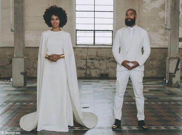 Le mariage de Solange Knowles et Alan Ferguson