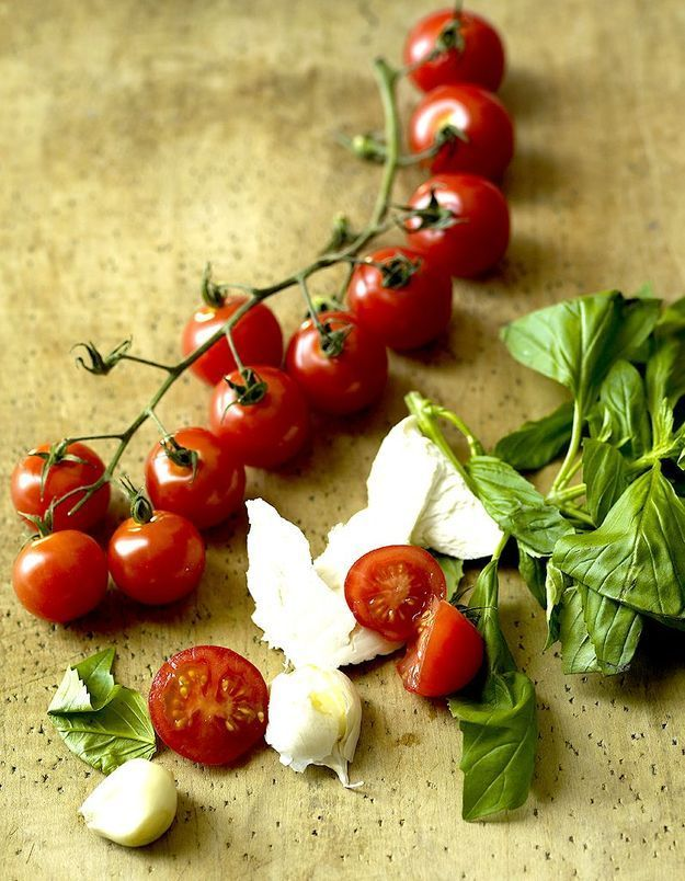 Farcir des tomates cerises
