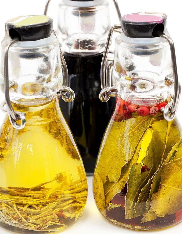 Profitez de l'été pour la concoction de vinaigrettes estivales