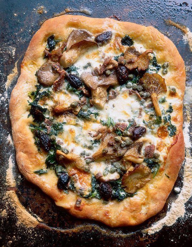 Twister la pizza pour un pain farci