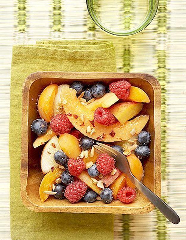 Salade de fruits pimentée