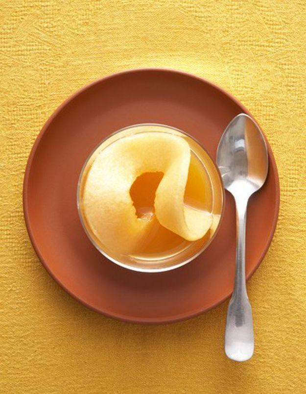 Soupe de melon au banyuls