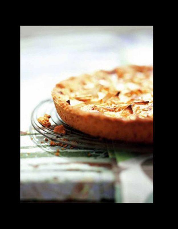 Pâte à tarte comme un sablé breton