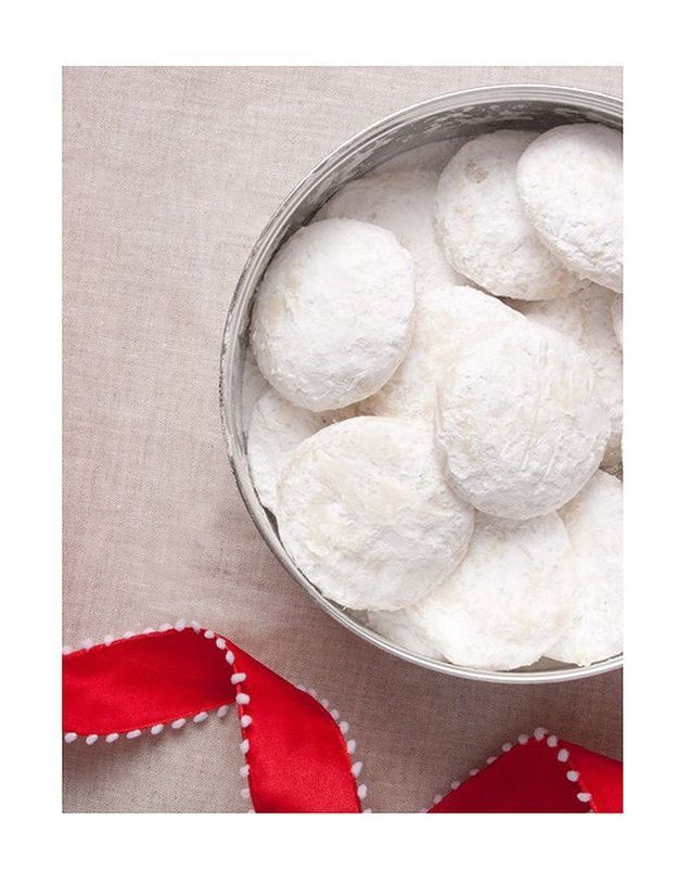 Cookies de mariage mexicain