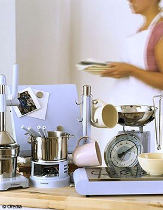 Ca déménage en cuisine
