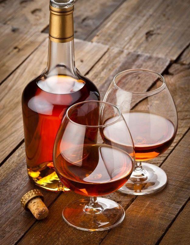Combien de calories dans l'eau de vie de vin