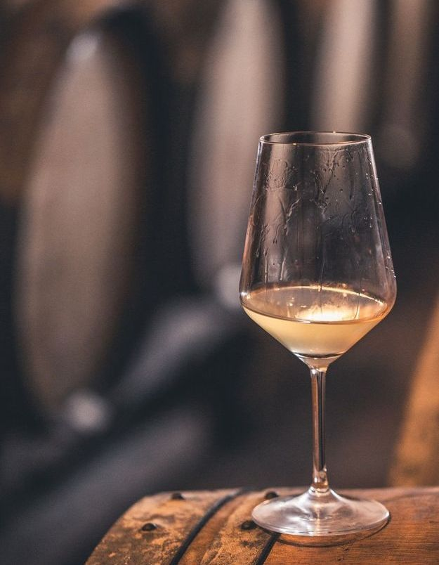 Combien de calories dans le vin blanc sec