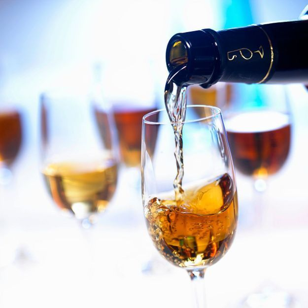 Combien de calories dans le vin doux