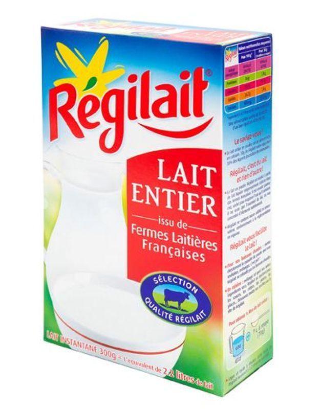 Cuisine du placard : le lait en poudre ?