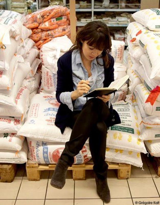 Cuisiner asiatique c'est facile : Une chef au supermarché