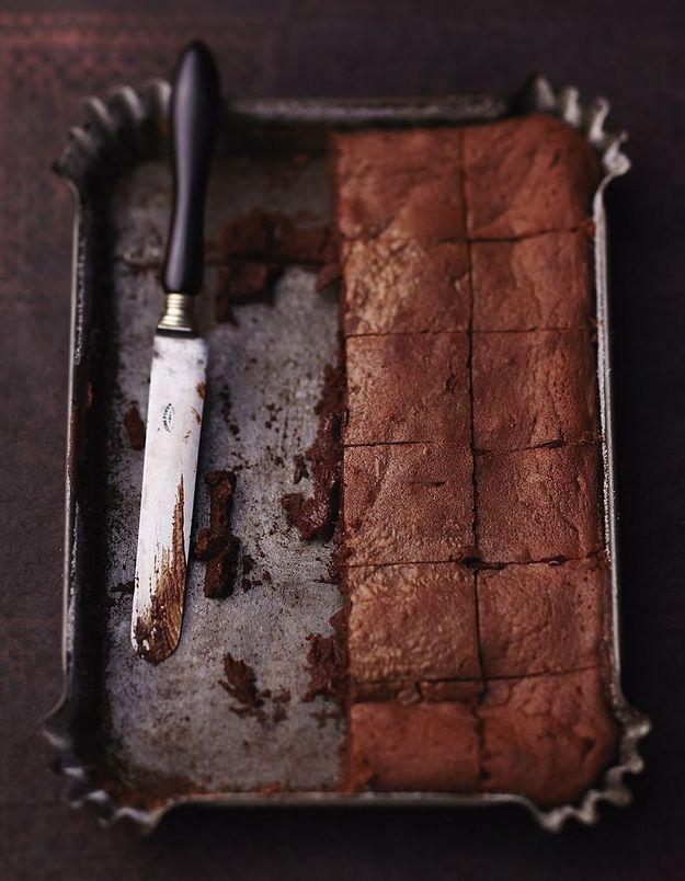 Dessert de pâques : Fondant chocolat