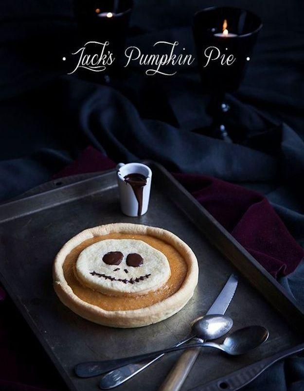 Gâteau Halloween Jack
