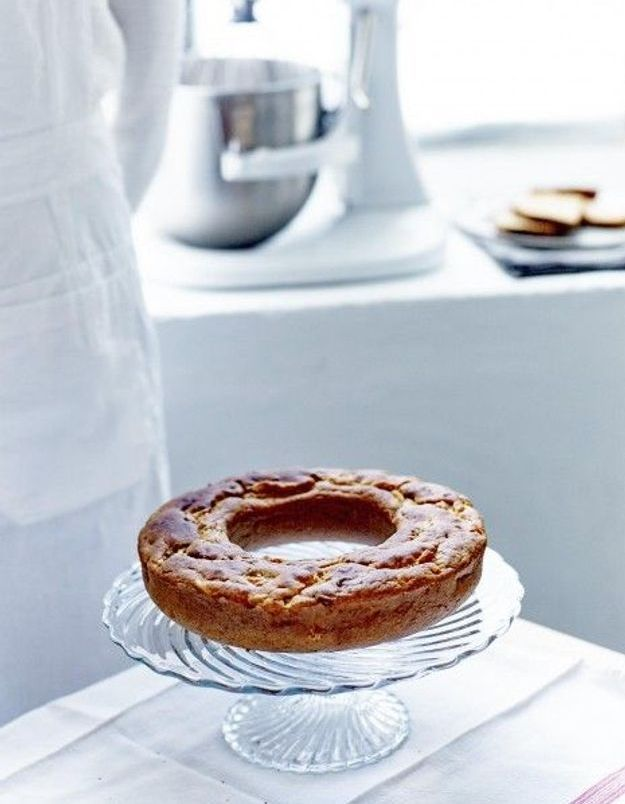 Gâteau sans oeuf et sans lait