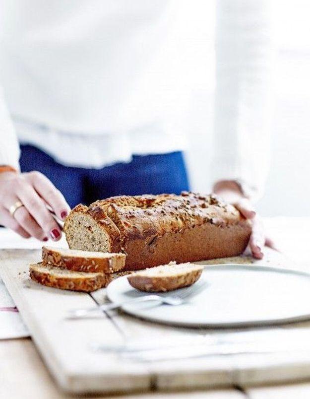 Gâteau sans oeuf et sans yaourt