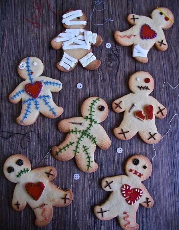 Biscuits vaudous