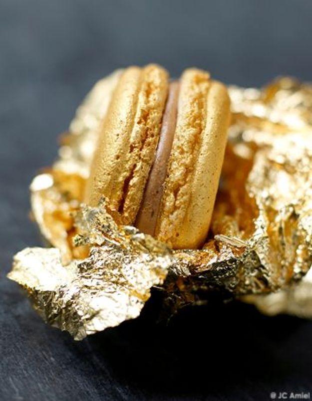 L'or des encas