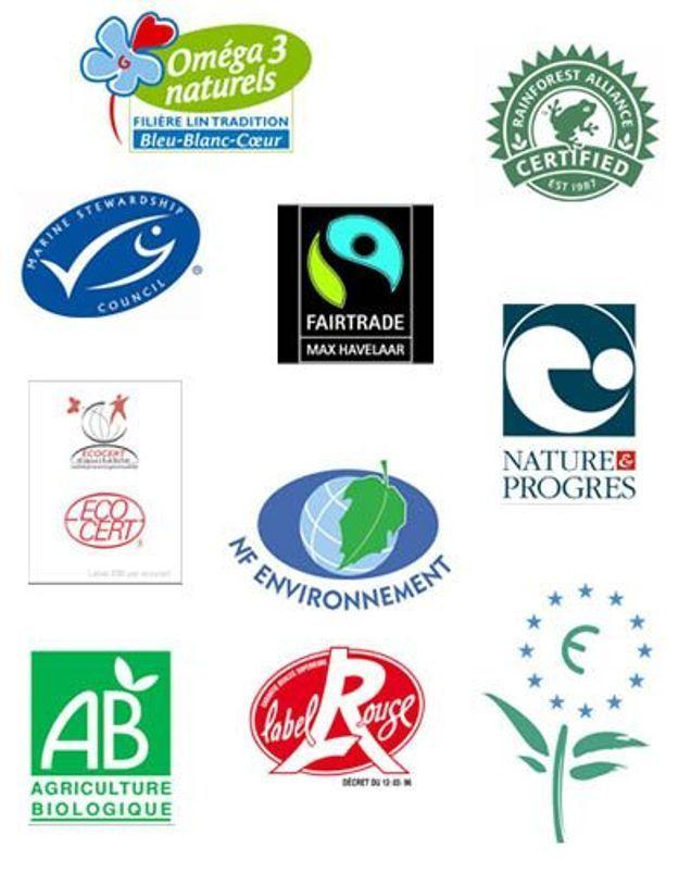 Labels verts, étiquettes écolos : comment s'y retrouver ?