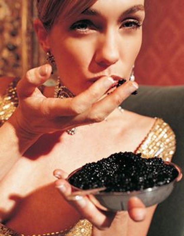Le caviar : l'invité VIP de vos menus
