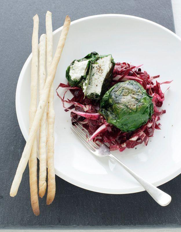 Légumes farcis à la ricotta