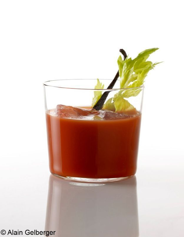 Bloody Mary-vanille