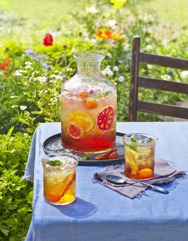 Les 6 commandements pour bien boire le thé glacé
