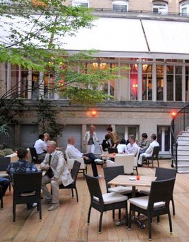 Ultra Les plus belles terrasses de Paris. - Elle à Table AL-35