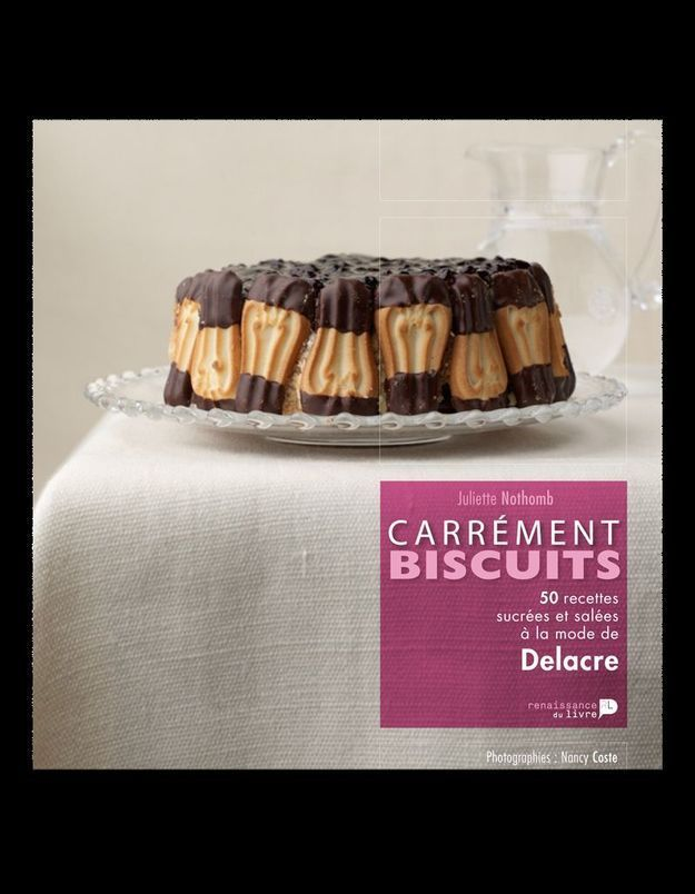 Couverture Carrément Biscuits   Juliette Nothomb   Ed