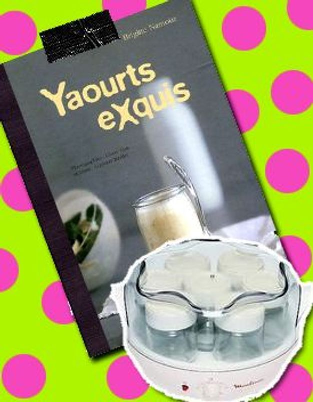 On a testé les yaourts maison