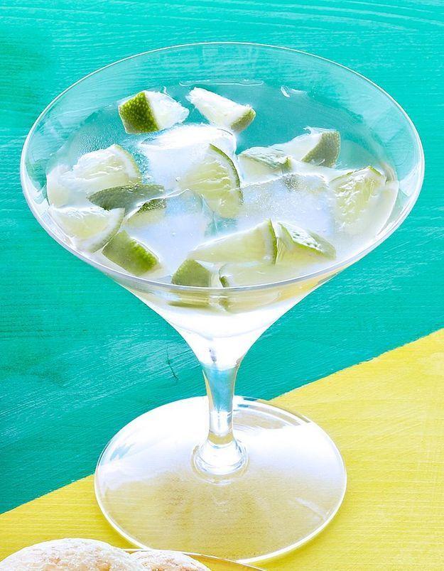Cocktail Caïpirinha