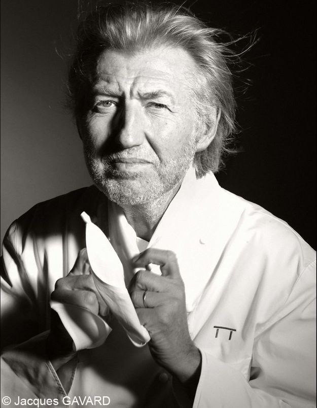 Pierre Gagnaire invite l'art dans son menu