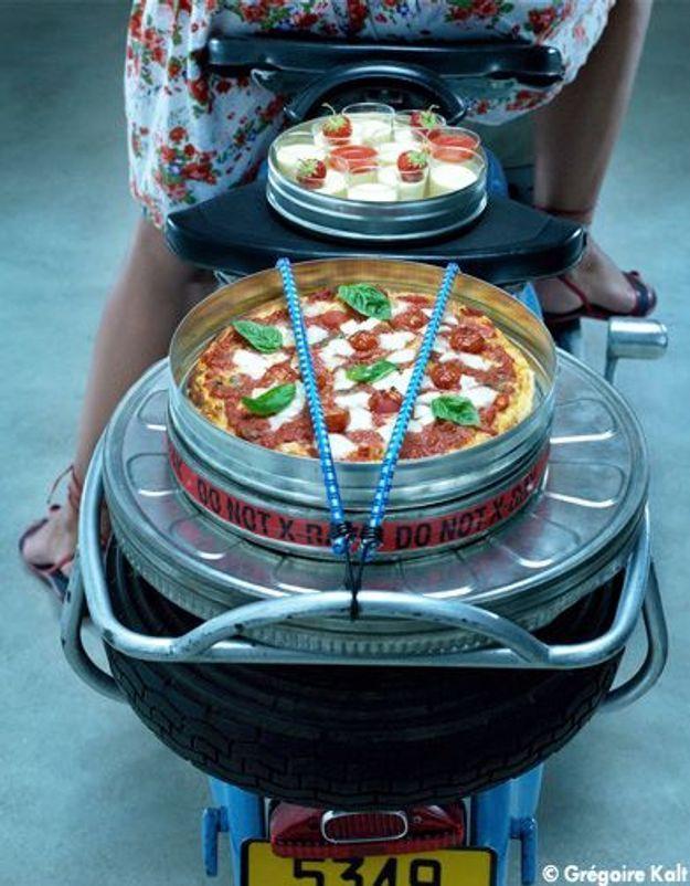 Pizza, mode d'emploi