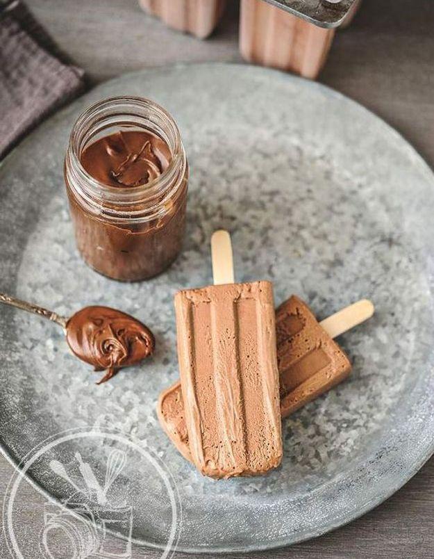 Plateau 100% mec : Esquimaux au Nutella