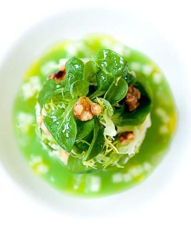 5 recettes express de chefs étoilés