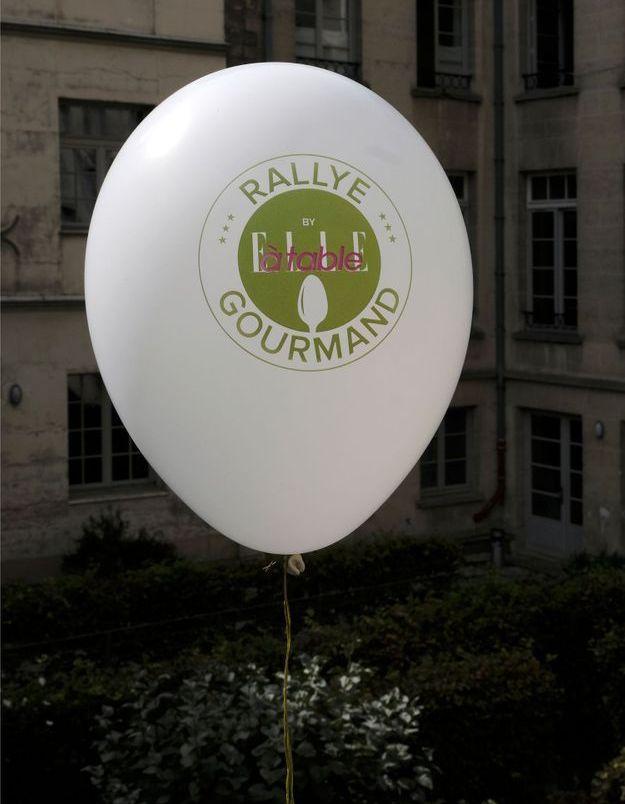 Le premier Rallye Gourmand by ELLE à table